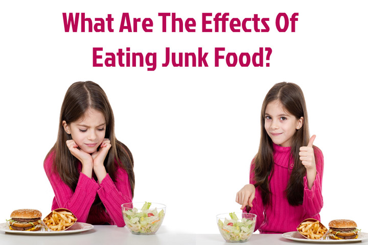 10 disadvantages of junk food
