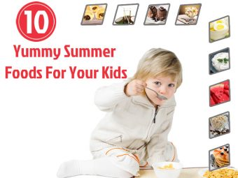 10 Healthy Summer Food Ideas For Kids