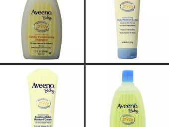 10 Best Aveeno Products For Your Baby in 2021