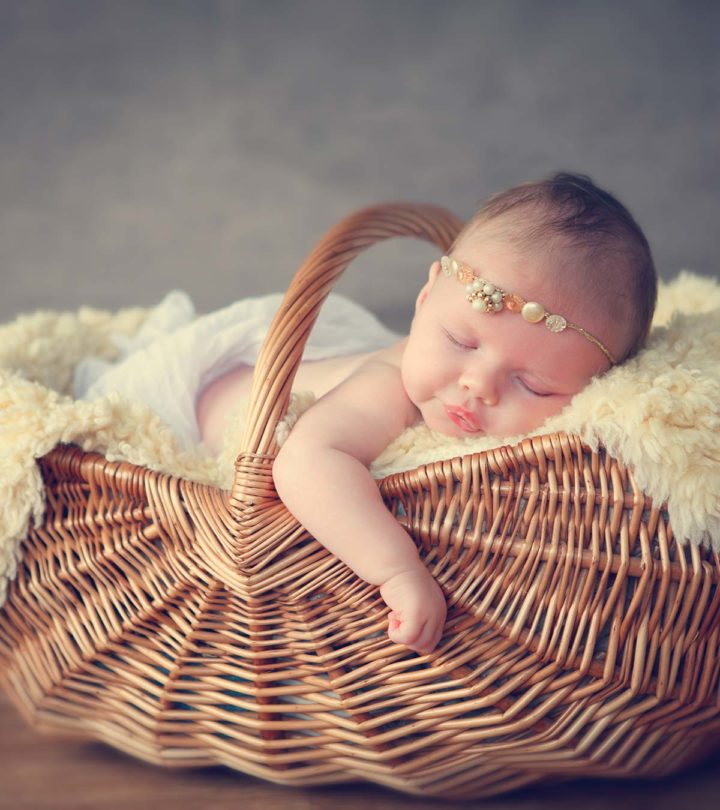 Sweet And Short Baby Girl Names With Meanings