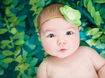 101 Sweet And Cute Baby Girl Names With Meanings