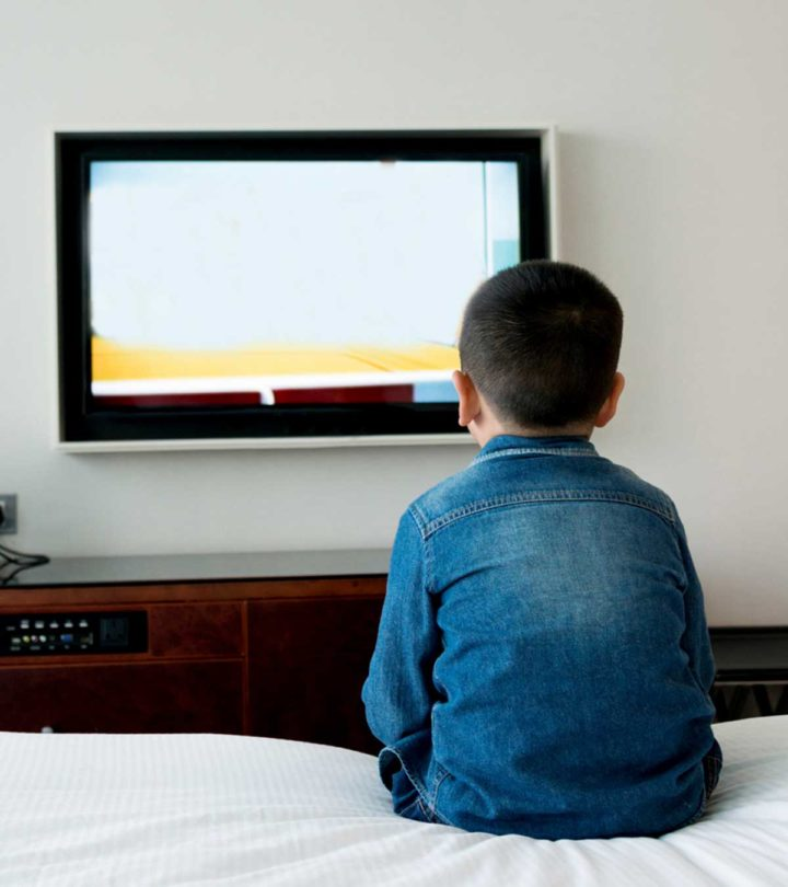 Images Of TV Effects On Kids