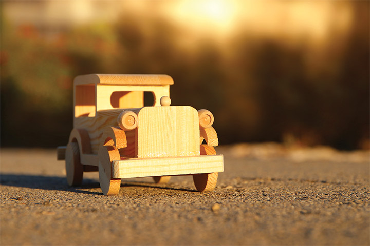 Wooden Toys are Unique Gifts for 1 Year old Babies