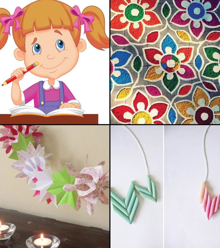 Diwali Activities For Kids With Pictures