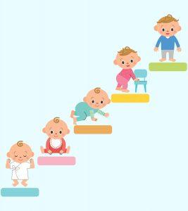 16 Important Developmental Milestones In Baby's First Year1