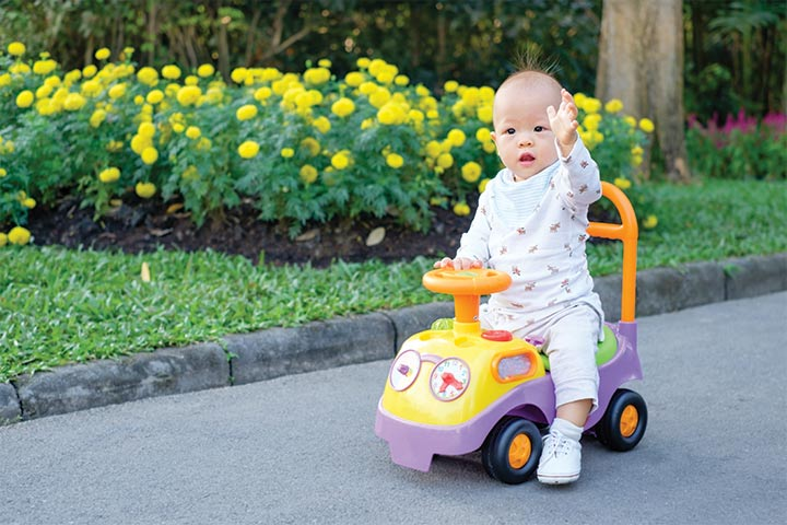 Baby Car Gifts for Babies