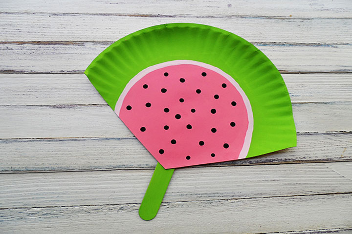 Beautiful Easy Paper Craft Ideas For Kids Part - 13: Paper Plate Tags: