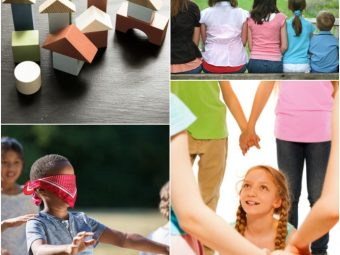 21 Fun Team Building Activities For Kids