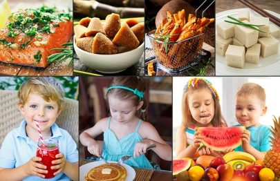 21 Healthy Weight Gaining Foods For Kids
