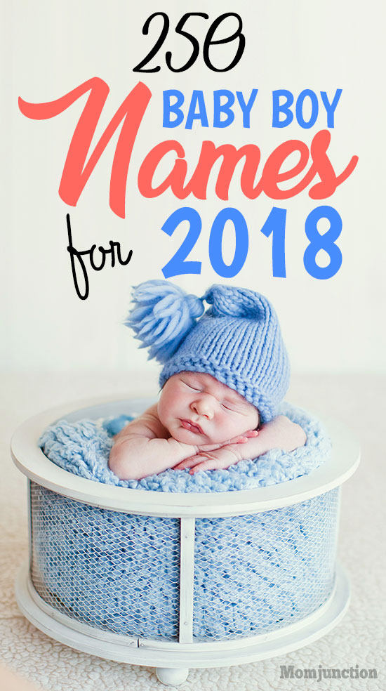 250 Most Popular Baby Boy Names With Meanings For 2018-7398