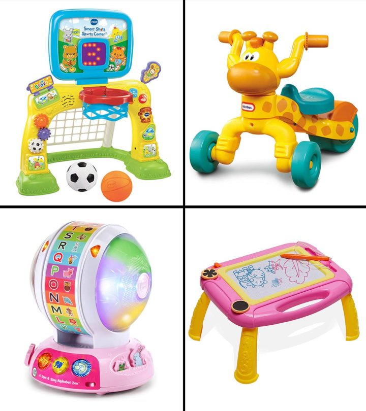26 Best Gifts For One-Year-Old In 2020