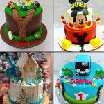 39 Creative And Themed 1st Birthday Cake Ideas