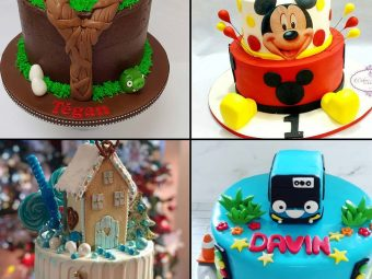 39 Creative And Themed 1st Birthday Cake Ideas