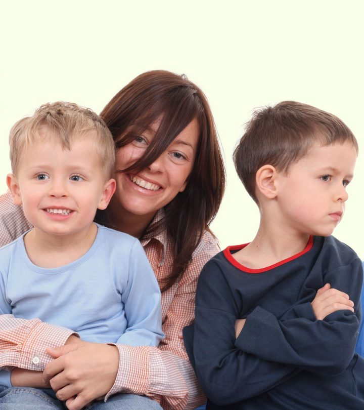 Jealousy In Children With Images