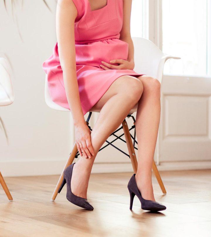 Heels During Pregnancy