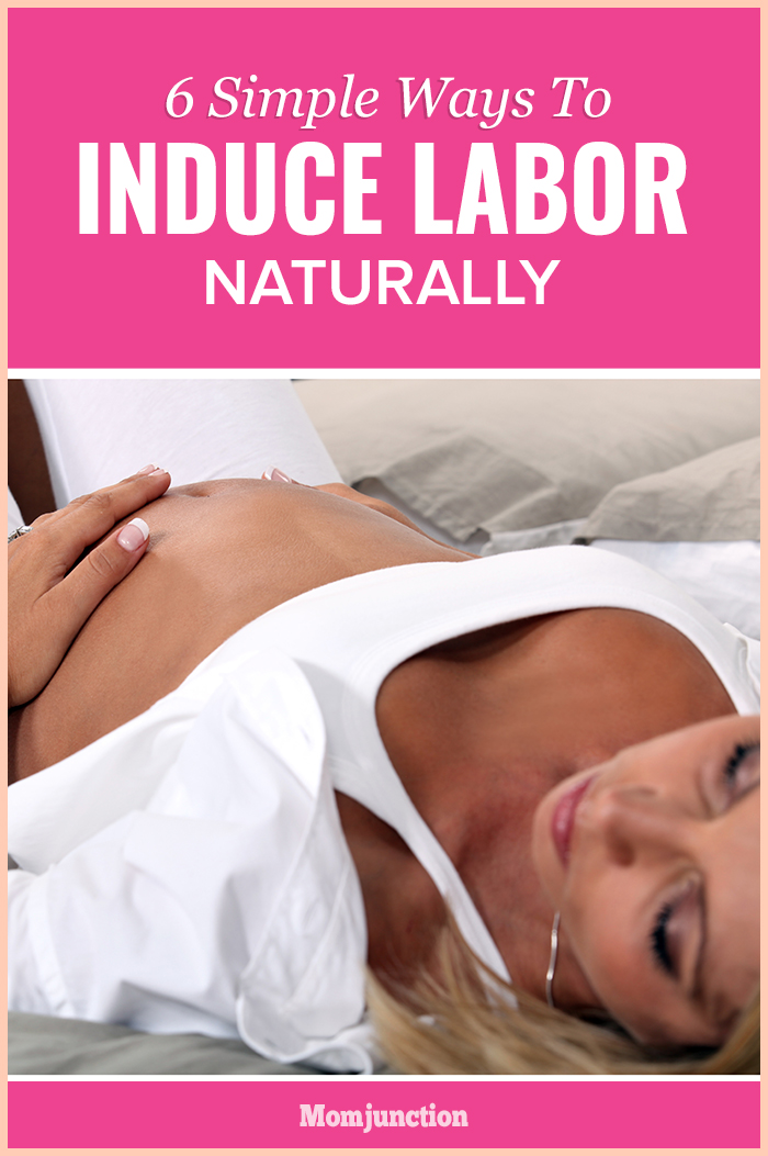 How To Induce Labour Pain Naturally At Home