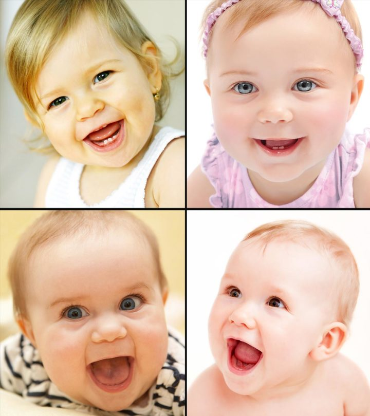 Smiling Baby Pictures