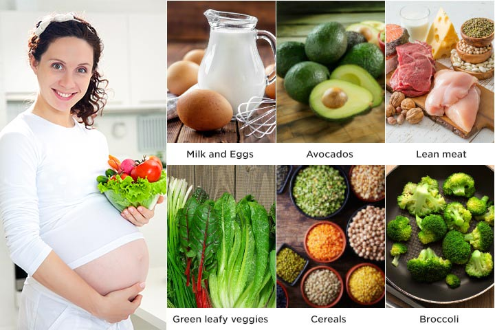 8 Month Pregnancy Diet Which Foods To Eat And Avoid