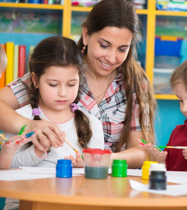 Pre-Play Schools In Bangalore For Your Kid