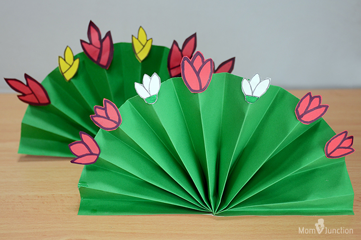 How to make paper flowers for kids spring paper flowers pictures mightylinksfo