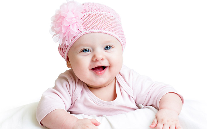 Smiling Images of Cute Beauty