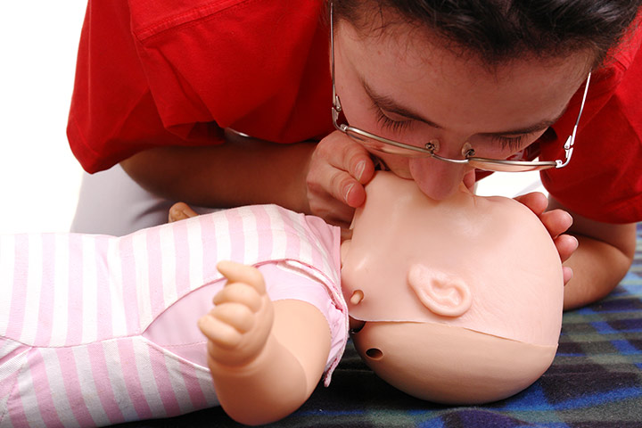 CPR (breathing resuscitation)