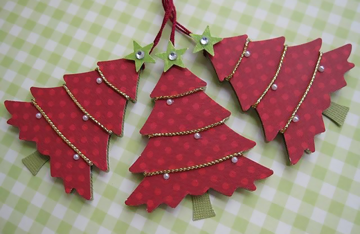 10 Interesting Christmas Tree Crafts For Your Kids - Viral pictures ...