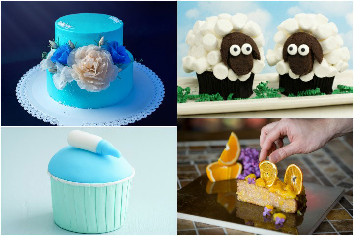 Creative Cake Ideas For Your Baby Shower