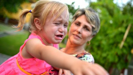 Deal With Child Tantrums