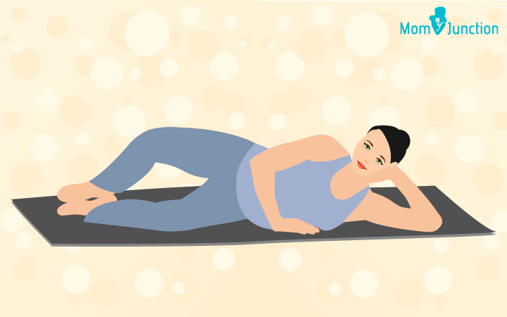 Deep tummy strengthening