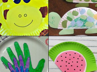 10 Easy And Exciting Plate Craft Ideas For Kids