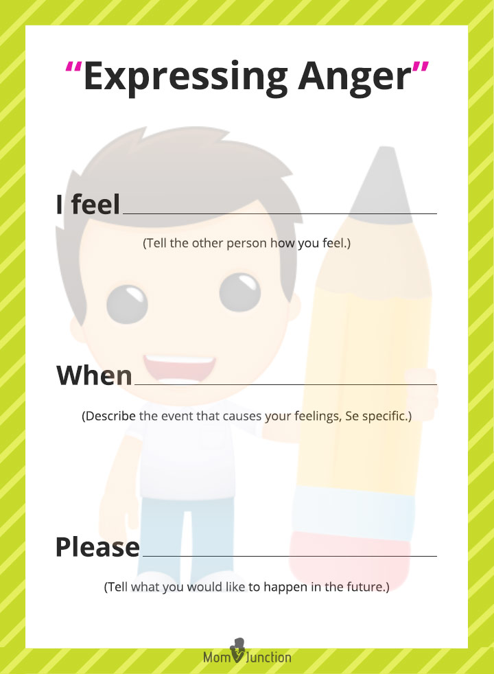 exercises to relieve anger
