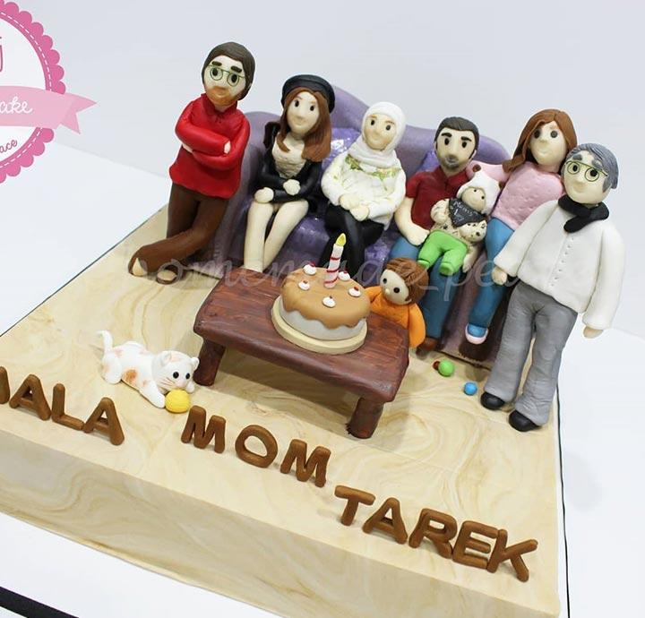e68b1e23e 39 Awesome Ideas For Your Baby s 1st Birthday Cakes