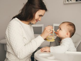 8th month baby food: Feeding schedule with Tasty Recipes