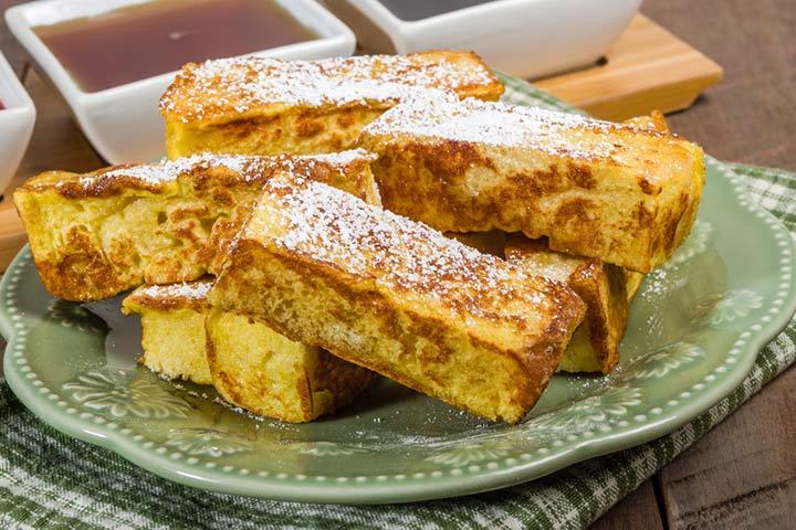 French toast stick