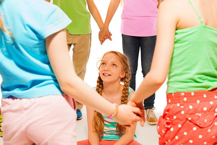 Go! - Team building activities kids