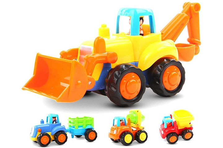 GoStock Exquisite Construction Vehicle Toys