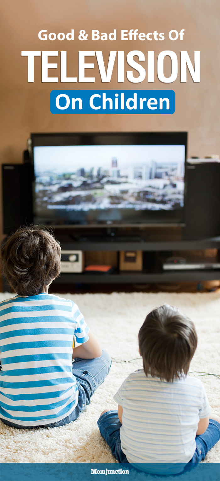 the negative influence of television on Good evidence suggests that screen viewing before age 18 months has lasting negative effects on children's language development television, and internet-based media.