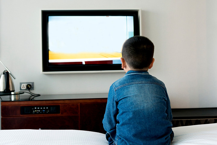 the negative influences of watching tv on children