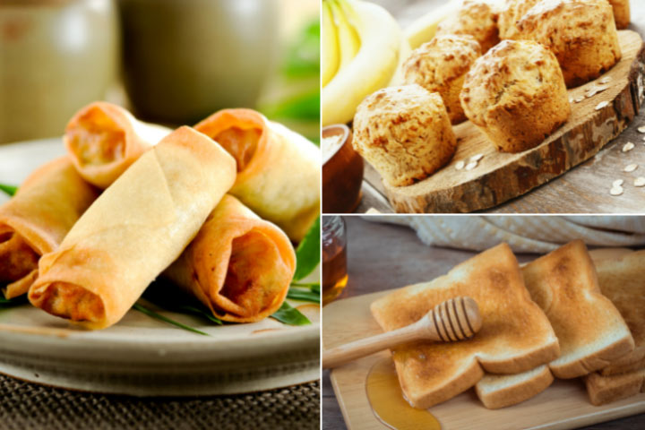 Healthy And Yummy Finger Foods For Toddlers