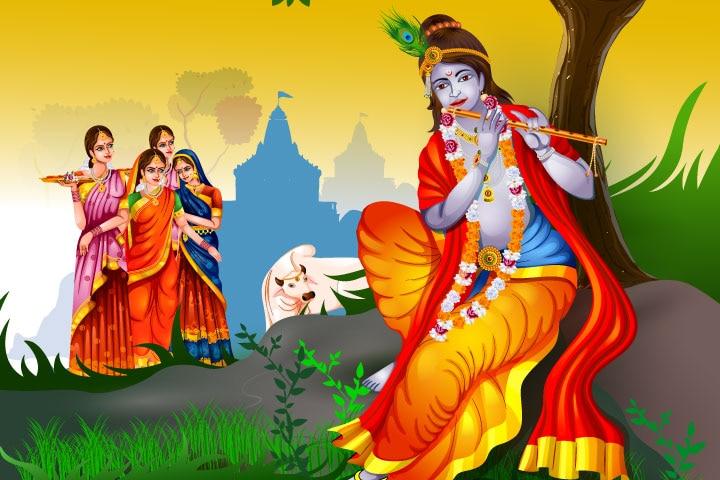 Krishna's headache