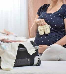 Maternity Hospital Bag When And What To Pack For The Baby And Yourself