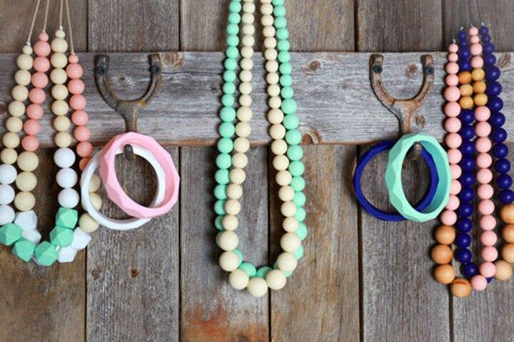 Nyme Organics Teething Jewelry
