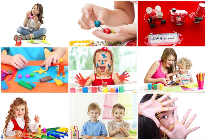 Arts And Craft Activities For Preschoolers