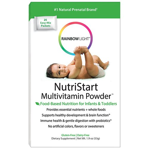 Rainbow Light NutriStart Multivitamin Powder8