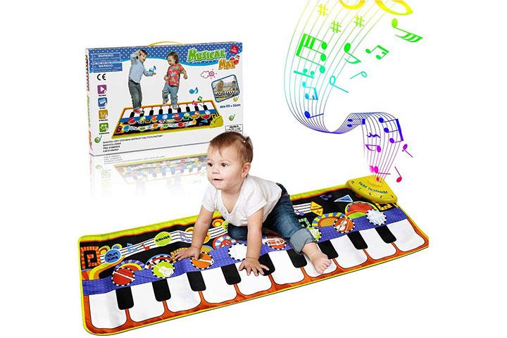 RenFox Musical Mat