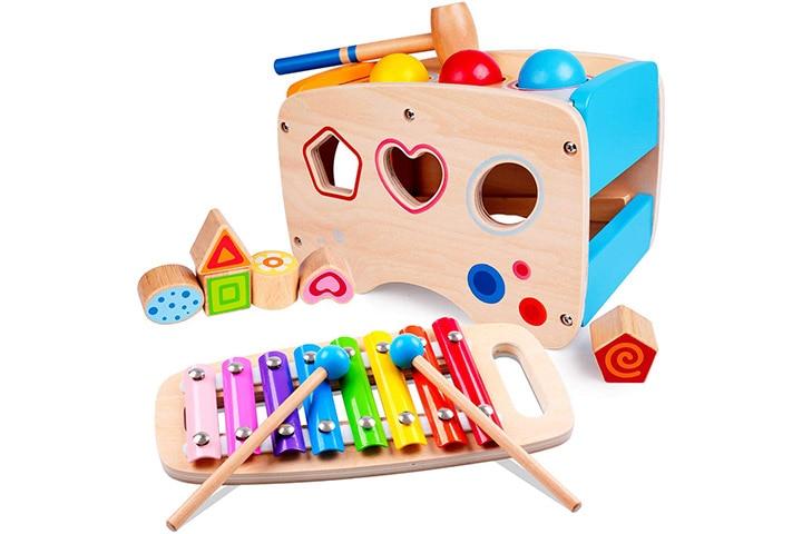 Rolimat Hammering & Pounding Toys