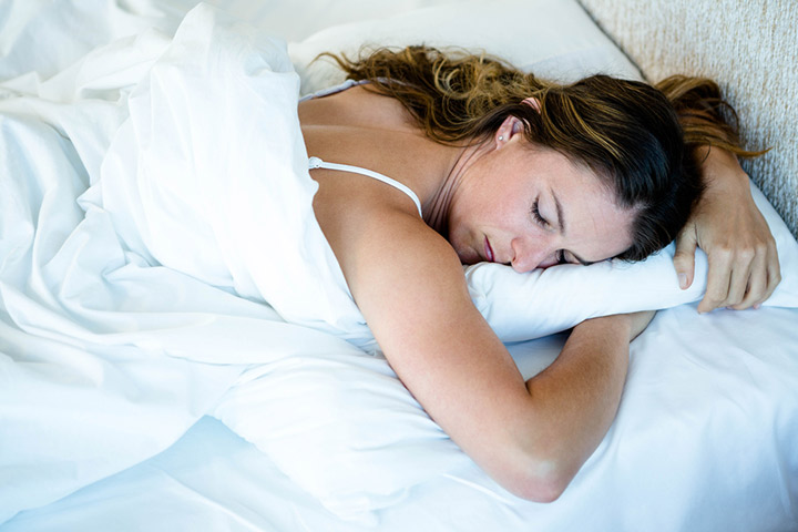 Sleep On Your Stomach During