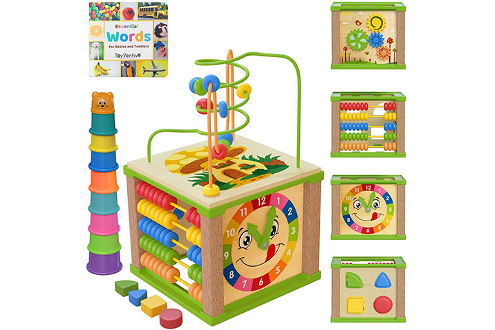 ToyVentive Play & Learn Gift Set