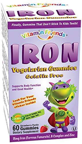 Vitamin Friends Iron Diet Supplement 5 Pictures